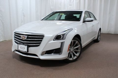 Pre-Owned 2019 Cadillac CTS 2.0L Turbo Luxury