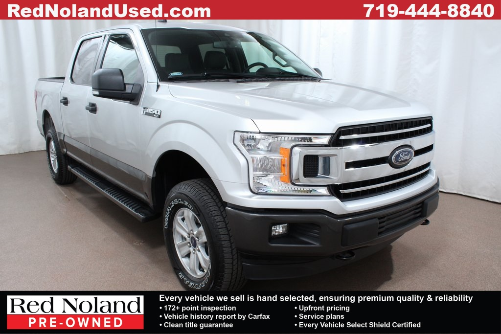 Used 2019 Ford F-150 XLT 4WD