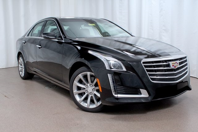 Used 2018 Cadillac CTS 2.0L Turbo Luxury 4D Sedan in Colorado ...