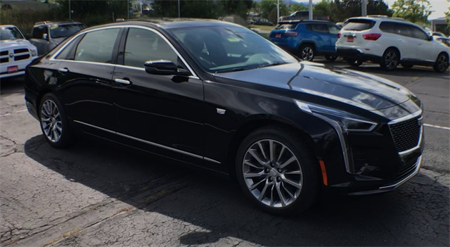 Pre-Owned 2019 Cadillac CT6 3.0L Twin Turbo Platinum