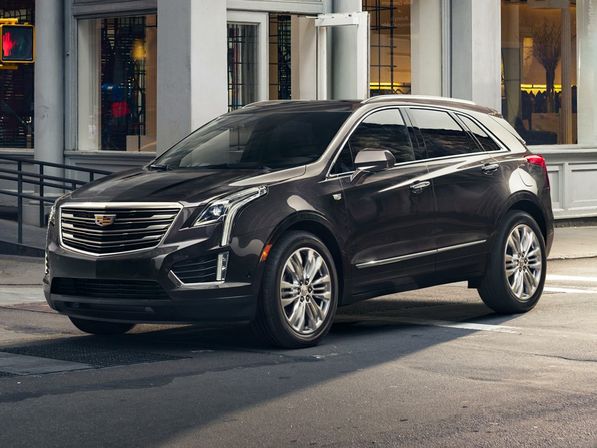 Certified Pre Owned 2017 Cadillac Xt5 Luxury