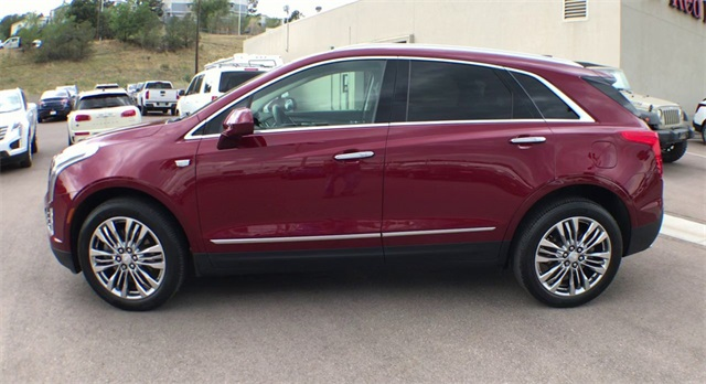 Certified Pre-Owned 2017 Cadillac XT5 Premium Luxury