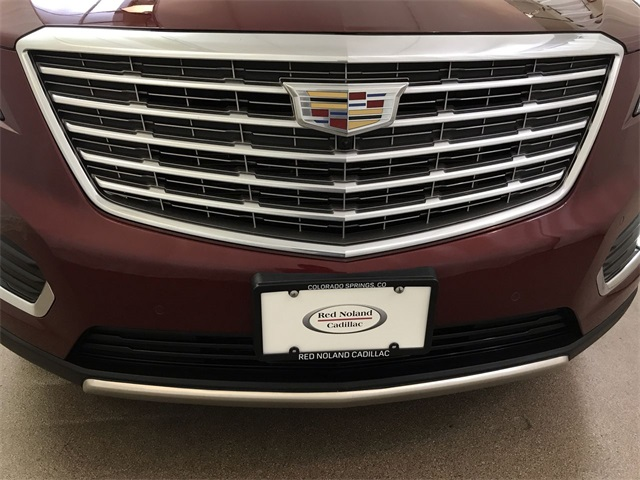 Certified Pre-Owned 2017 Cadillac XT5 Platinum