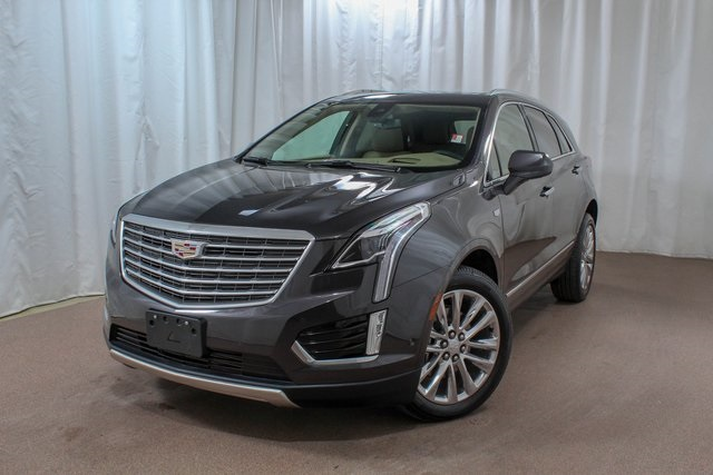 Certified Used 2017 Cadillac Xt5 Platinum 4d Sport Utility In