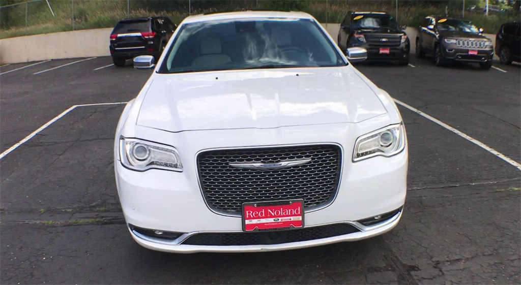 Pre-Owned 2015 Chrysler 300C Platinum