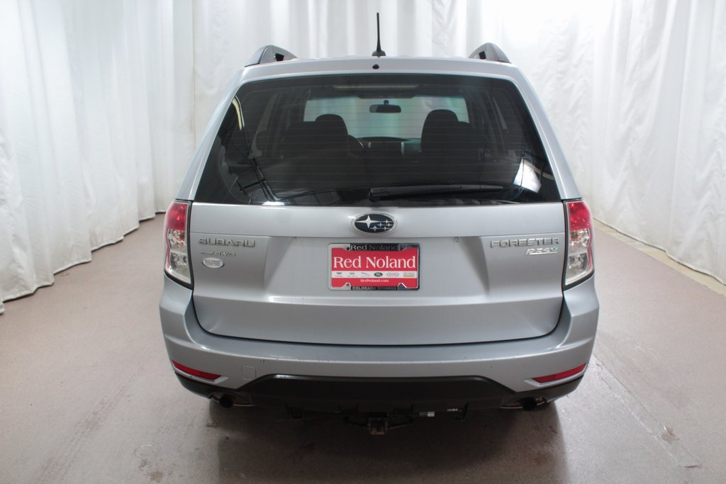 Pre-Owned 2013 Subaru Forester 2.5X