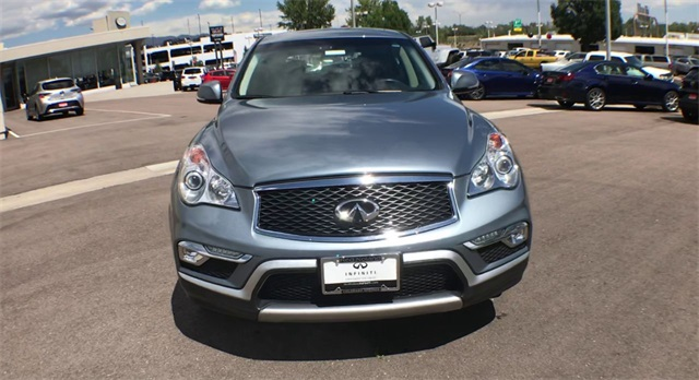 Certified Pre-Owned 2017 INFINITI QX50 AWD