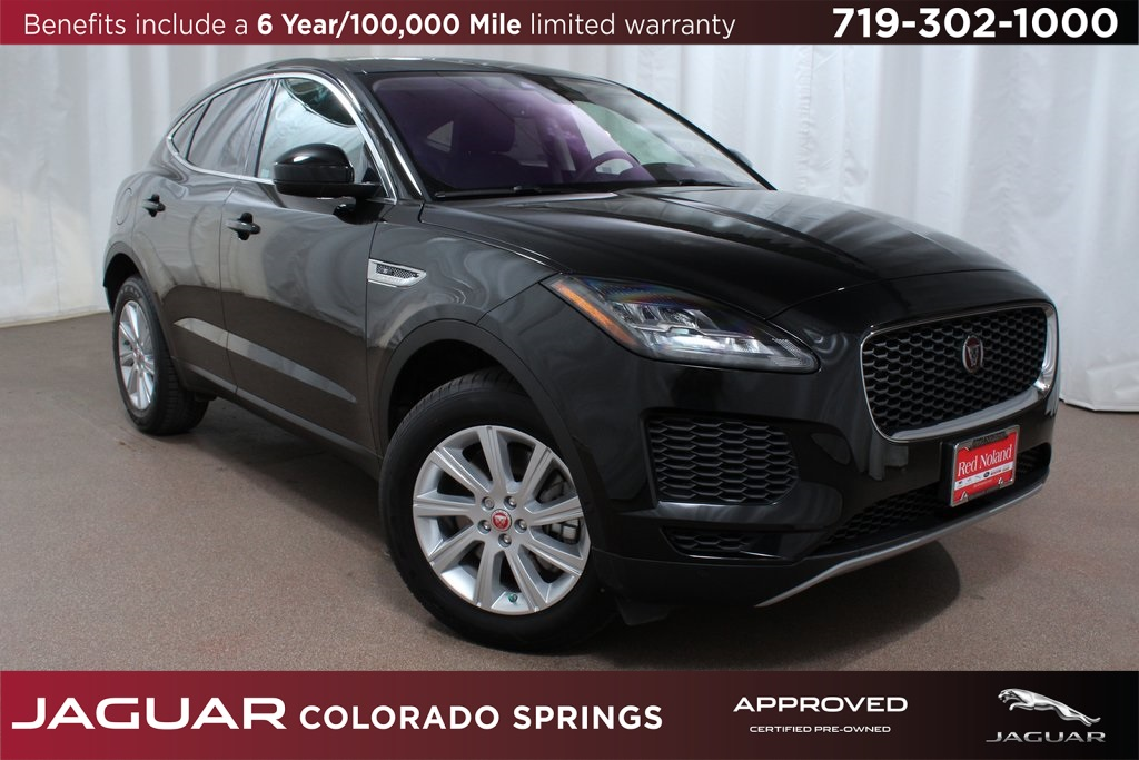 Certified Pre-Owned 2018 Jaguar E-PACE S