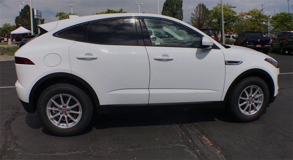 Pre-Owned 2019 Jaguar E-PACE Base