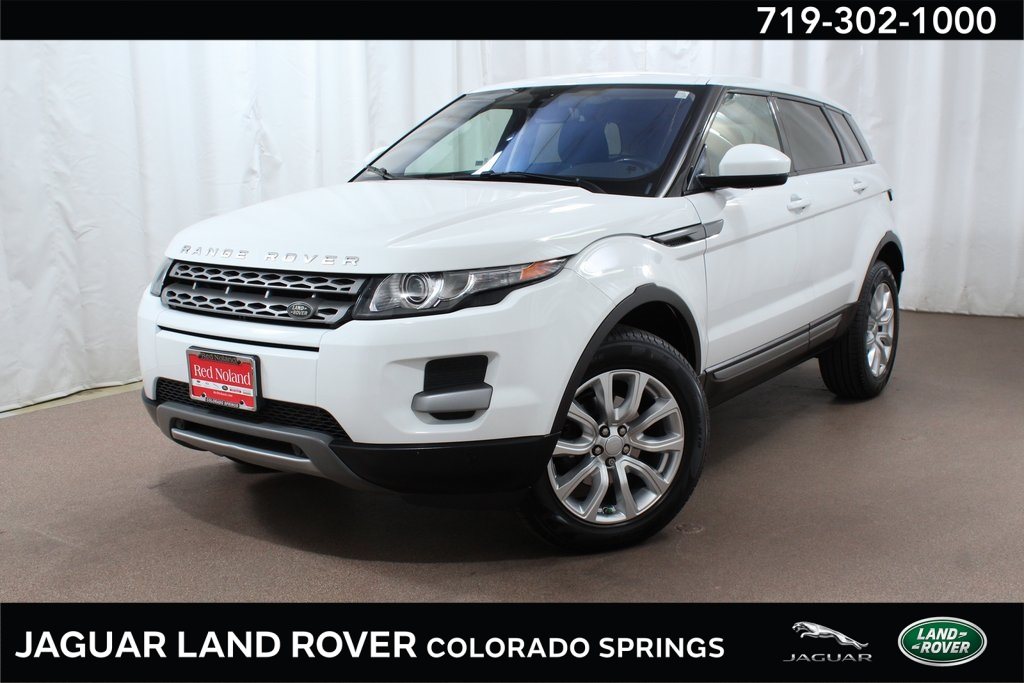 2015 Land Rover Range Rover Evoque Pure >> Used 2015 Land Rover Range Rover Evoque Pure 4d Sport Utility In