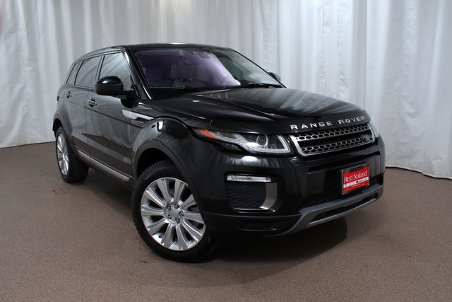 Used 2016 Land Rover Range Rover Evoque Hse 4d Sport Utility In