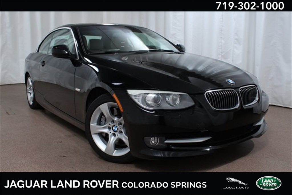 Pre-Owned 2011 BMW 3 Series 335i