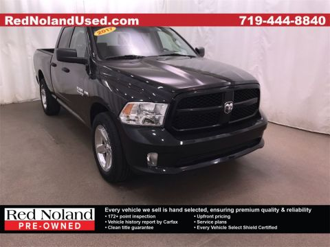 Used 2017 Ram 1500 Express 4WD