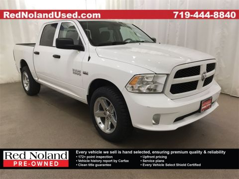 Used Ram Trucks >> Used Ram Truck For Sale Colorado Springs Co Preowned Ram Truck
