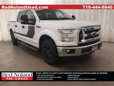 Used 2015 Ford F-150 XLT 4WD