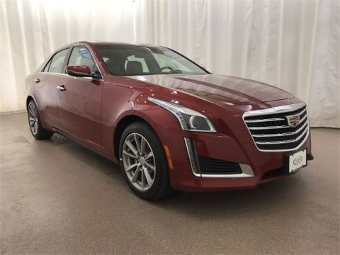 Certified Pre-Owned 2019 Cadillac CTS 3.6L Luxury