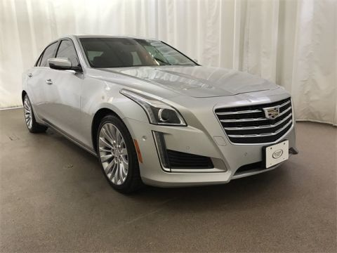 Used 2018 Cadillac CTS 3.6L Premium With Navigation & AWD