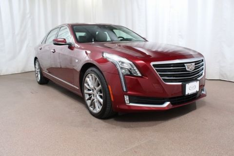 Pre-Owned 2017 Cadillac CT6 3.0L Twin Turbo Premium Luxury