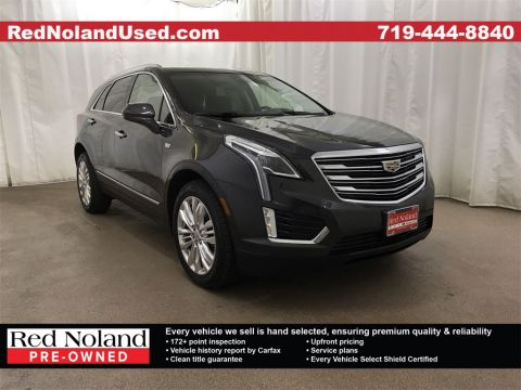 Used 2019 Cadillac XT5 Premium Luxury With Navigation & AWD