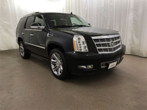 Used 2014 Cadillac Escalade Platinum Edition With Navigation & AWD