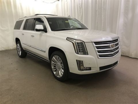 Used 2020 Cadillac Escalade ESV Platinum Edition With Navigation & 4WD