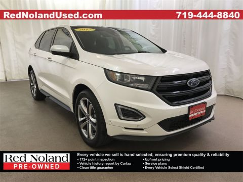 Used 2017 Ford Edge Sport With Navigation & AWD