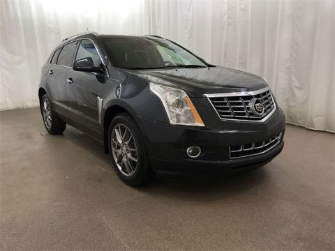 Used 2014 Cadillac SRX Premium With Navigation & AWD