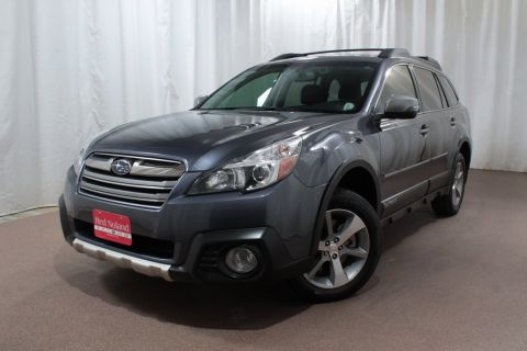 Used 2014 Subaru Outback 3.6R With Navigation & AWD