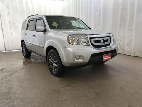 Used 2011 Honda Pilot Touring With Navigation & 4WD