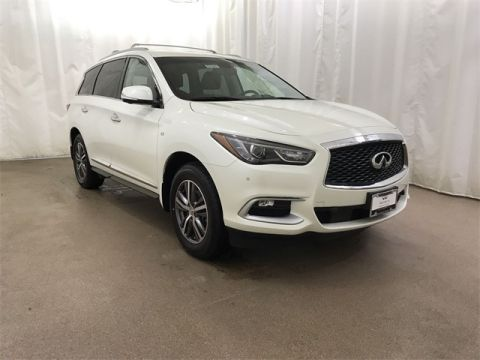 Certified Pre-Owned 2016 INFINITI QX60 AWD w/ Driver Assist and NAV
