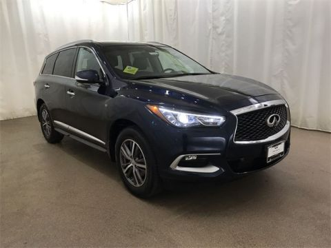 Certified Pre-Owned 2016 INFINITI QX60 AWD w/ Driver Assist Pkg