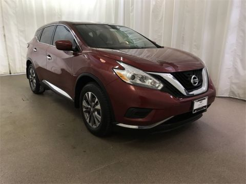Used 2017 Nissan Murano S With Navigation & AWD