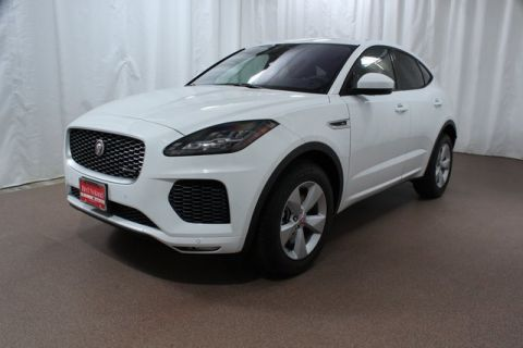 Used 2018 Jaguar E-PACE R-Dynamic With Navigation & AWD