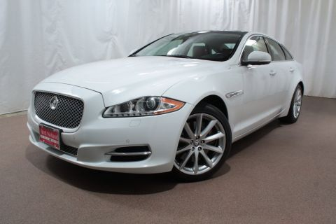 Used 2013 Jaguar XJ AWD w/ Portfolio Pkg With Navigation & AWD