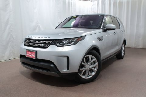 Certified Used 2019 Land Rover Discovery SE With Navigation & 4WD