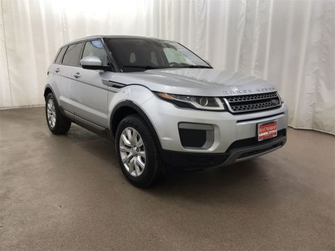Certified Used 2016 Land Rover Range Rover Evoque SE 4WD