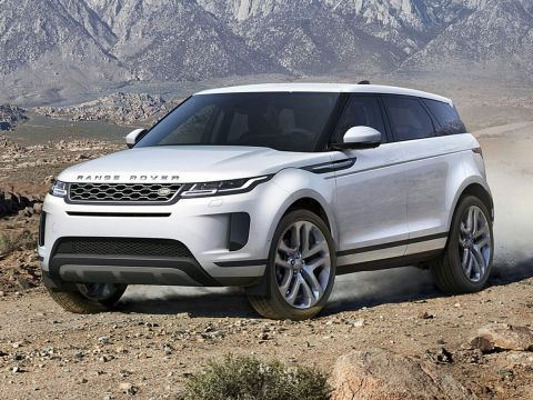 Used 2020 Land Rover Range Rover Evoque S With Navigation & AWD
