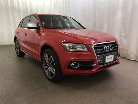 Used 2014 Audi SQ5 3.0T Prestige With Navigation